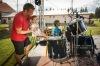 NB FootFest v Nové Bystřici podpořil lidi s autismem