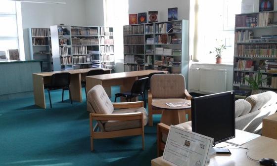 Jindřichohradecká knihovna připravila novinky. Láká na přednášky, výstavy i psychobudku
