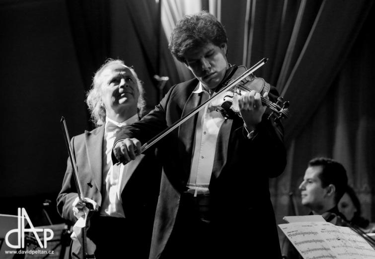 Na festivalu Klasici v Táboře vystoupí až 200 interpretů. Mezi nimi i Hudeček či Englichová