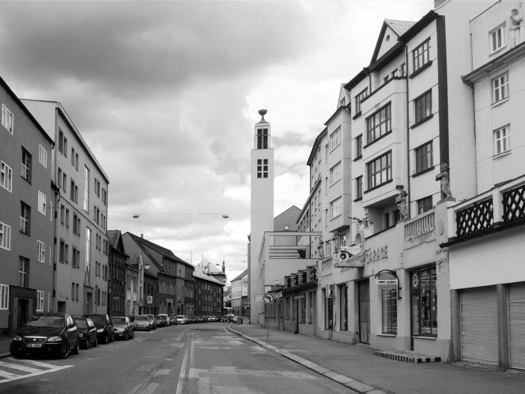 Den architektury zavítá i na jih, kde představí československou architekturu v běhu století