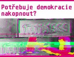 Potřebuje demokracie nakopnout? Na to odpoví čtvrté vodňanské Forum 2000