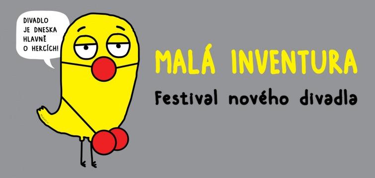 Festival divadla a tance Malá inventura láká na pestrý program do Budějovic i Malovic