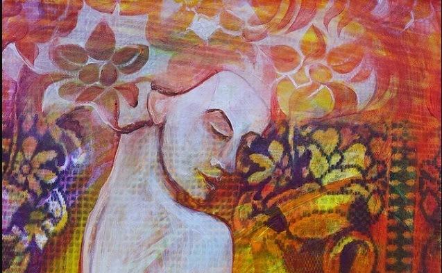 Od Vltavy do Galerie M. Františka Janečková a Sylvie Šindelářová vystaví meditační obrazy