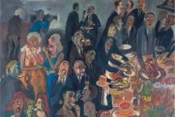 Přední český grafik Jaroslav Rotbauer vystaví své malby v Táboře. Mnohdy poprvé