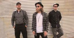 Francouzské bluesové trio Dirty Deep vystoupí ve Volyni a Budějovicích