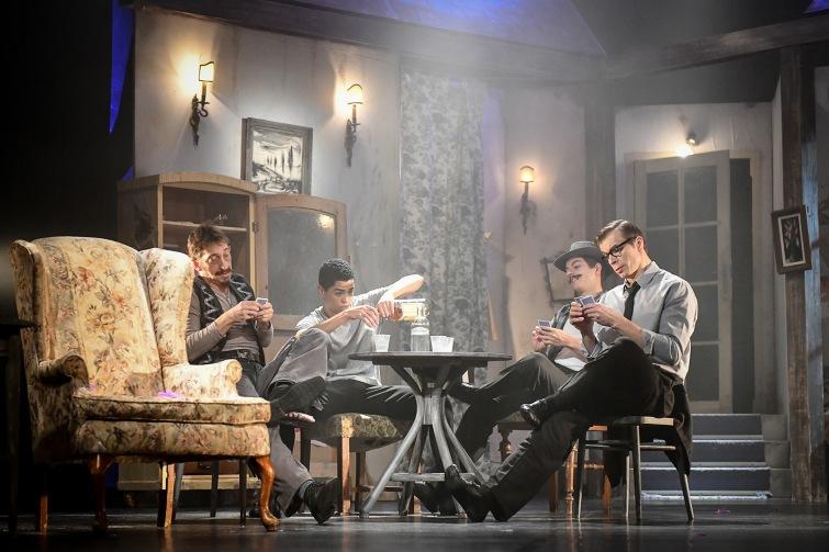 Jihočeské divadlo uvede hudební drama Tramvaj do stanice Touha