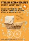 Čtvrtý Veselý Flerjarmark pomůže chrtům. Součástí je výstava retro kočárků