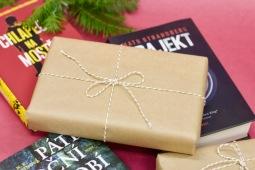 Fantastické knižní tipy k Vánocům přináší nakladatelství Host