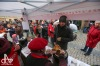 Na vánočních trzích v Táboře bylo plno, polévkoví fajnšmekři pomáhali pejskům