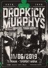 Celtic punkoví Dropkick Murphys se vrací do Čech. V červnu zahrají v pražské Tipsport Areně