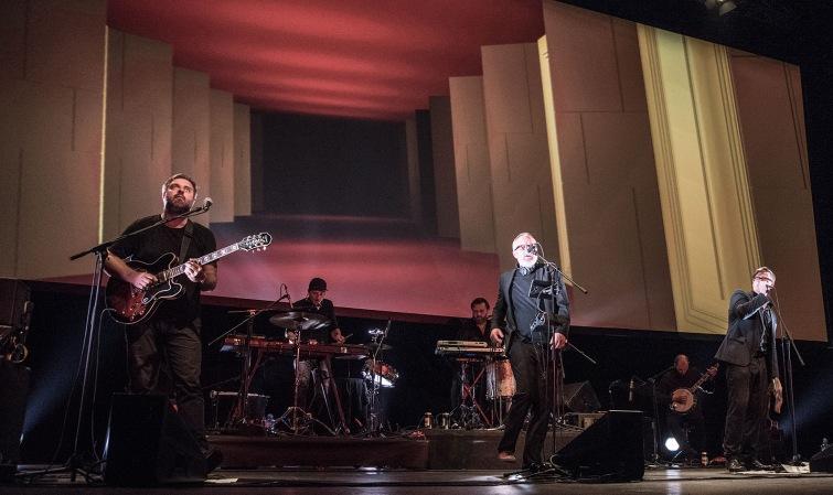 Kafka Band vydává nový singl Amerika. V rámci turné zavítá i na jih Čech