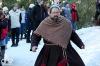 Krumlovští ochotníci ProRadost sehráli Anděla Páně na točně. Publikum se zalykalo smíchy