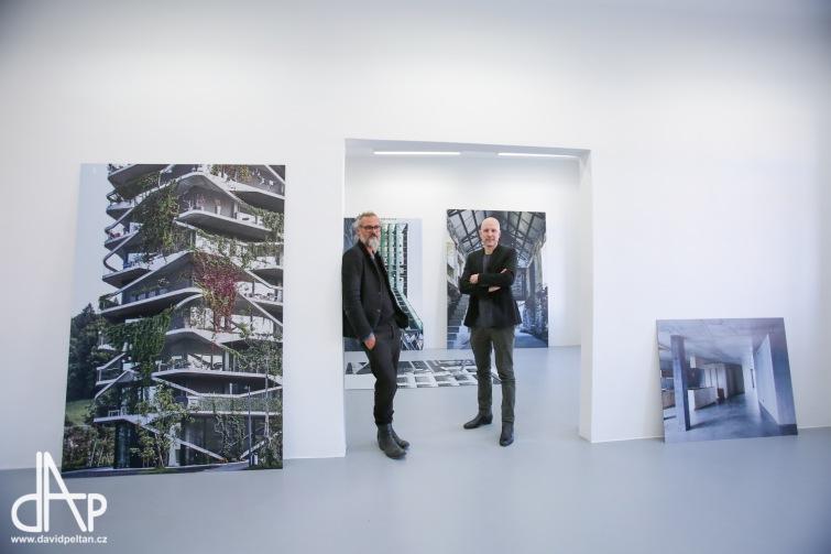 Budějovický Dům umění představuje švýcarské architekty