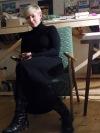 Adéla Knapová představila svůj román Slabikář v táborské knihovně