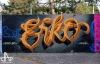D. Michálek: Hranice mezi vandalem a umělcem je tenká. Tábor počmáral člověk bez pokory
