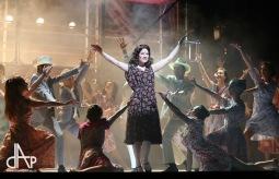 Jihočeské divadlo představilo muzikál Evita