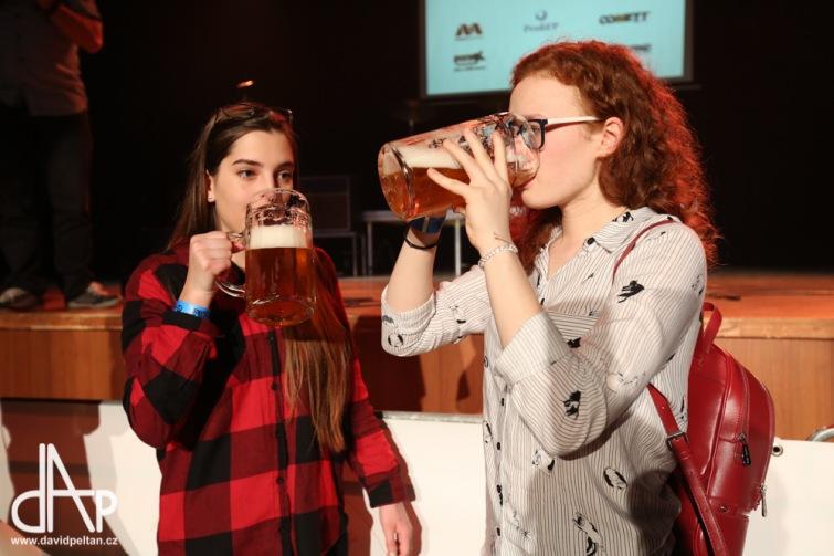 Na Pivních slavnostech ochutnáte zlatavý mok od 40 pivovarů