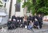 Kominíci uctili sv. Floriána. Začala tak výstava o kominictví v Čechách