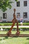 V Třeboni potkáte umění na každém rohu. Město oživil Třeboňský sochařský svět
