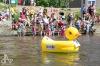 Závod kačenek v Budějovicích trhal rekordy