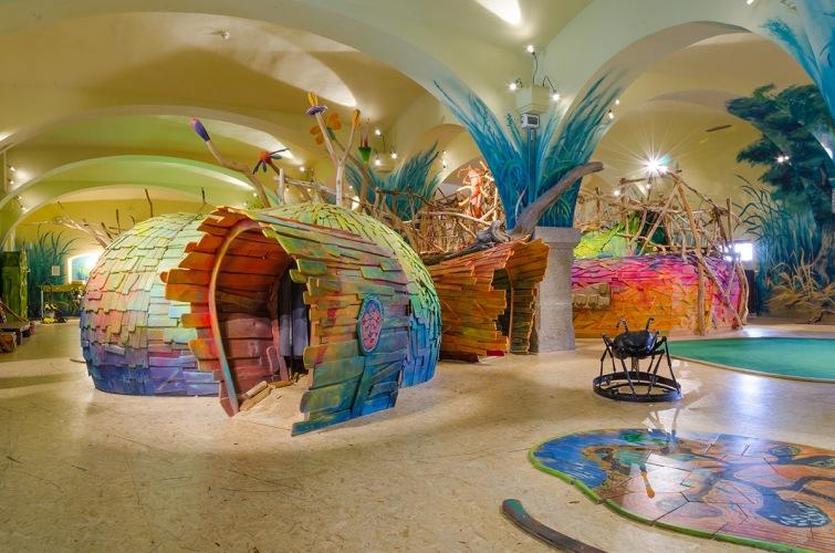 Písecká Sladovna nabídne v létě osm expozic, tvořivou dílnu i svíčkárnu