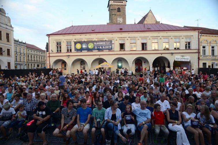 Šestý ročník filmového a hudebního festivalu ve Slavonicích bude. Program je nabitý