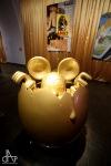 Pop-artový Pasta Oner představuje na Hluboké dosud nevystavená díla