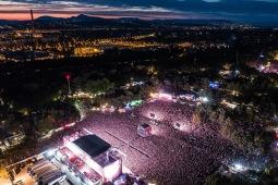 Začíná Sziget festival, jeden z největších festivalů v Evropě