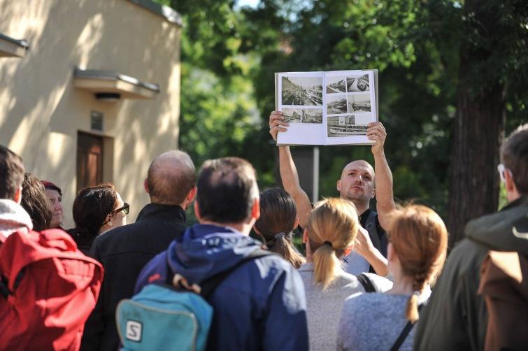 Den Architektury je letos ve znamení svobody. Program nabídne i na jihu Čech