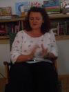 Alice Flemrová představila v Jednotě svůj překlad knihy Eleny Ferrante Geniální přítelkyně