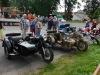Chotovinské zatáčky představily více než sto veteránů