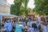 Festivalem Naše chutě rezonoval swing, lokální smýšlení i porcelánové talíře