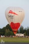 Nad jižními Čechami bylo nebe plné balónů. Vítězem se stal mladý Brit