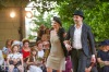 Lidé v kloboucích pomáhali na unikátní přehlídce Domácímu Hospicu Jordán
