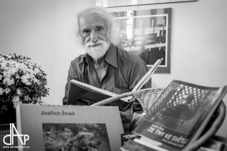 Galerie Auritus v Táboře uvede další výstavu fotografa Jindřicha Štreita