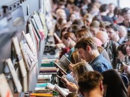V nové galerii Ambit vystaví nejkrásnější české knihy roku 2018
