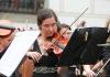 Orchestr Bolech uchvátil publikum filmovými melodiemi na nádvoří zámku v Třeboni