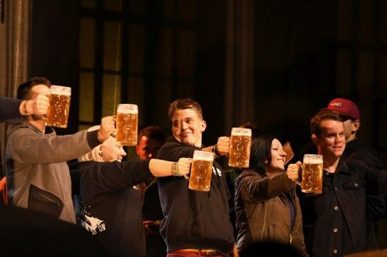 Druhý ročník Pivní Kamenice představil 60 druhů piv. Zahráli Poletíme? i Trautenberk