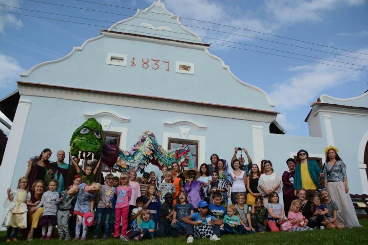 Drak do Skal přiletí i letos! Slavit se bude soužití občanů a dětí z dětského domova