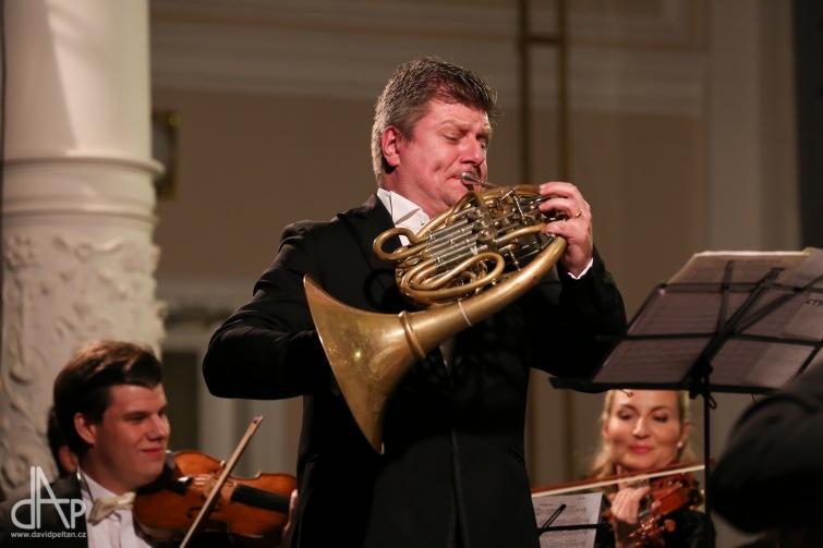 Festival Klasici v Táboře zahájily hvězdy. Na dalším koncertě zazní jazz i filmová hudba