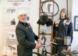 Vznikne v jižních Čechách první Kominické muzeum? Hlasovat můžete i vy