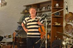 Hudební sklepy v Milevsku nadělí k Vánocům Mertu s Homolovou