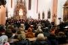 Hej mistře! Orchestr Bolech se sbory sklízel aplaus vestoje v Táboře i Chýnově