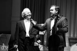 Festival Klasici v Táboře zakončil Václav Hudeček s Petrem Nouzovským