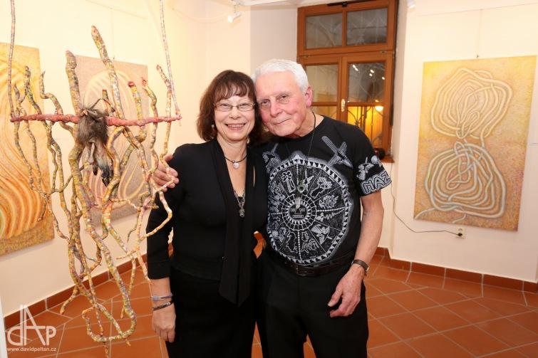 Jaroslav Chobot a Eva Šenkyříková vystavují zážitky z Peru