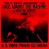 Legendární Rage Against the Machine jsou zpět. Při své jízdě nevynechají Prahu