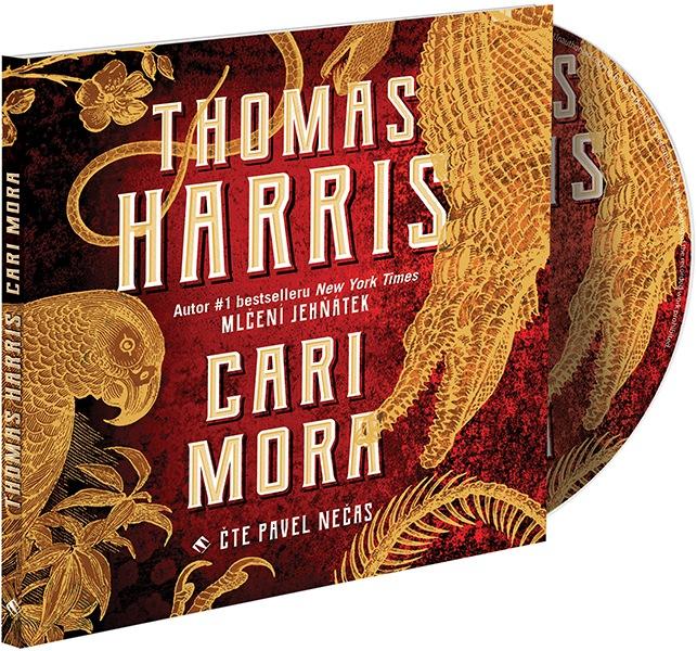 V audioverzi dostává kniha Cari Mora ještě větší šmrnc