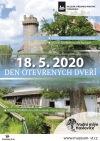 Strakonický hrad i Vodní mlýn Hoslovice zvou na prohlídky zdarma