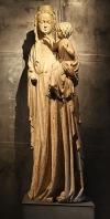 Strakonická madona ozdobí vstup do hradní kaple