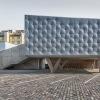 Architekt Petr Hájek vystavuje v Budějovicích. Práce můžete pozorovat skrz periskopy